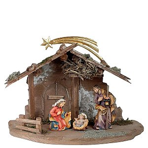 BH500006 - Bavaria Set 6 pieces - barn TR