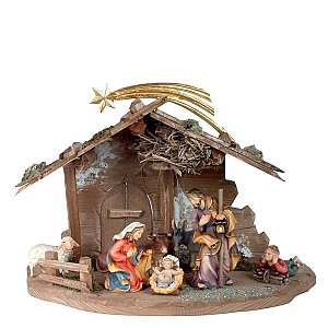 BH500010 - Bavaria Set 10 pieces - barn TR