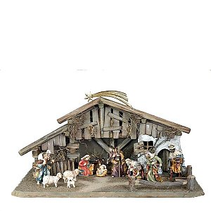 BH500015 - Bavaria Set 15 pieces - barn Tal