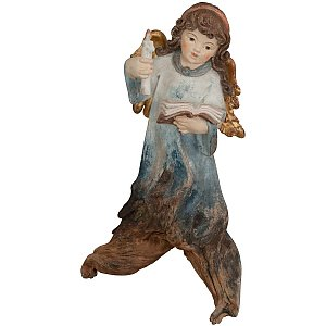SW5504 - Alpin Angel with Book and Candle root