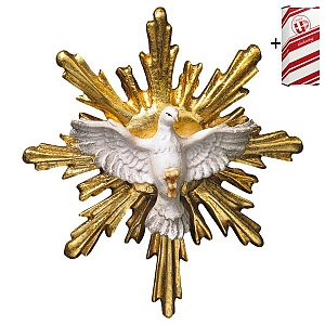 UP251100B - Holy Spirit with Halo round + Gift box