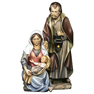 UP681000 - Nativity The Hl. Family - 3 Pieces