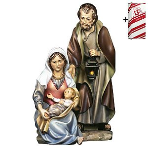 UP681000B - Nativity The Hl. Family - 3 Pieces + Gift box