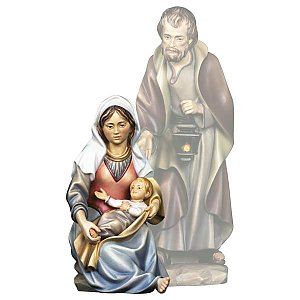 UP681002 - Nativity The Hl. Family - St. Mary with Infant Jes