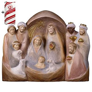 UP688000B - Nativity Occident + Gift box